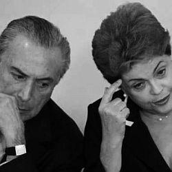 Dilma e Temer (Foto: Divulgação)