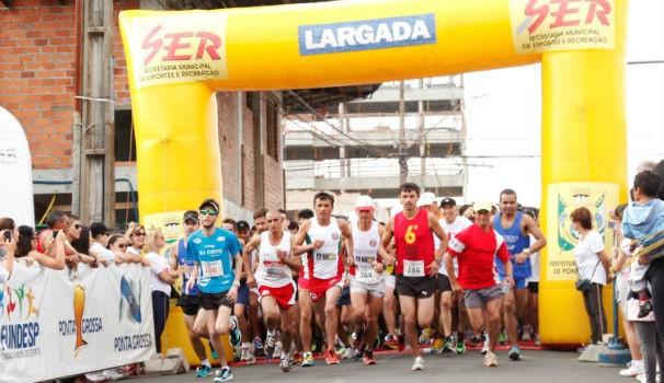 O percurso será de 5km e 10 km, para a corrida e caminhada (Foto: Divulgação)