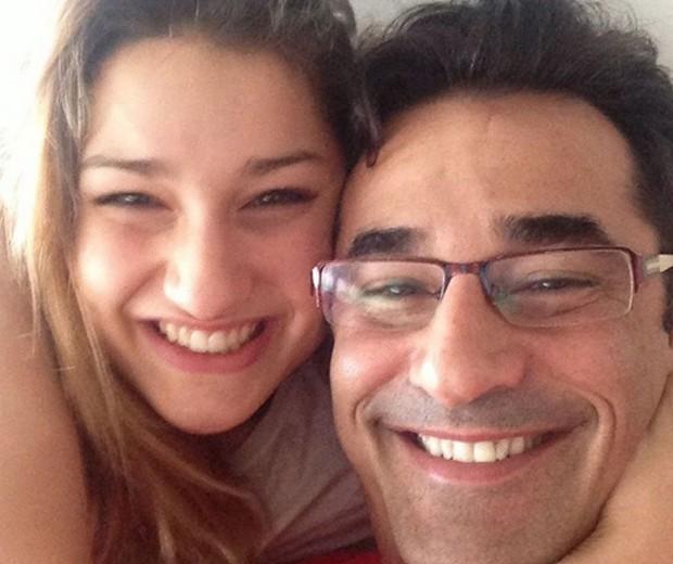 Sasha e Luciano Szafir (Foto: Reprodução/Instagram)