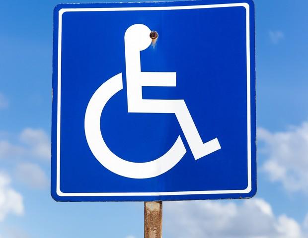 vaga de cadeira de rodas (Foto: ThinkStock)