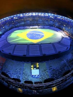 Festa de encerramento Olimpíada Rio de Janeiro Maracanã