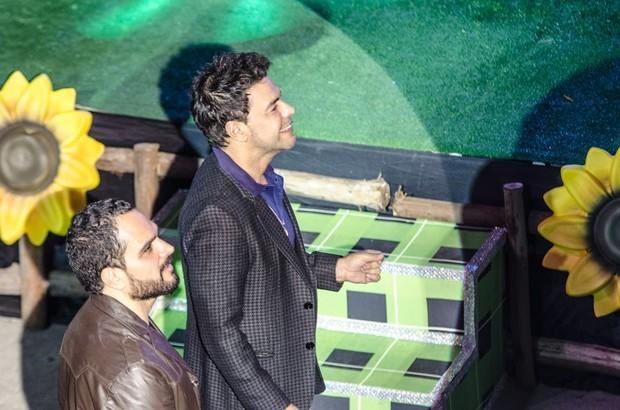 Zezé Di Camargo e Luciano (Foto: Divulgação/Leandro Ribeiro)