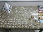 Mulheres são detidas com crack, cocaína e R$ 3 mil em Montes Claros