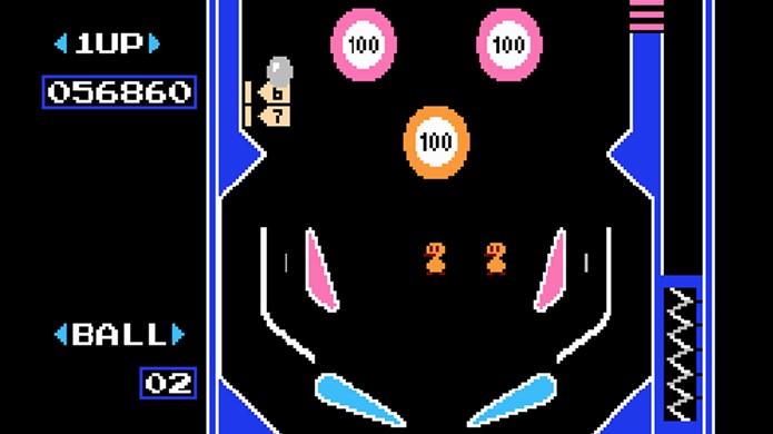 Pinball para o Nintendo 8 Bits foi o primeiro jogo em que Satoru Iwata trabalhou na empresa (Foto: Reprodução/RetroNintendoReviews)