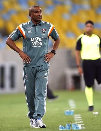 Cristovão Borges, Fluminense x Tigres (Foto: André Mourão / Agência Estado)