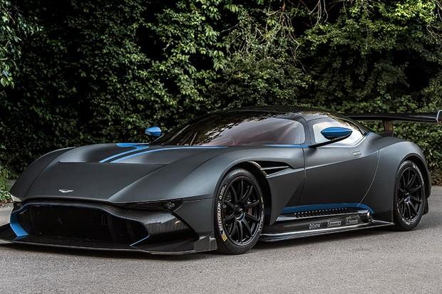 Vulcan, da Aston Martin (Foto: reprodução )