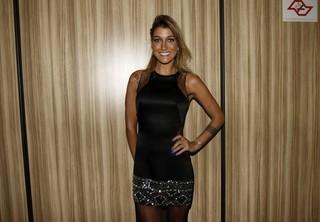Gabriela Pugliesi no Miss São Paulo (Foto: Celso Tavares/EGO)