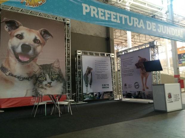 A Prefeitura de Jundiaí estará presente com a Cobema (Foto: Laísa Camargo/TV TEM )