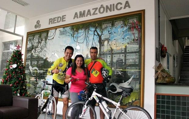 Ciclismo (Foto: Paulo Rogério/GLOBOESPORTE.COM)