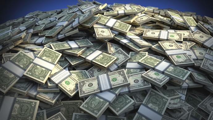 Dinheiro, Dolar (Foto: Getty Images)