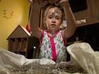 Criança junta 142 kg de lacres para trocar por cadeira de rodas no RS