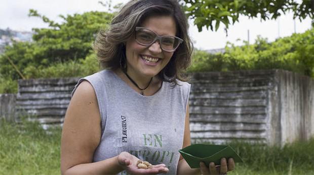 Correspondência. Adesão ao projeto surpreende criadora. 'Jardins cheios de gratidão', diz (Foto: Estadão Conteúdo)