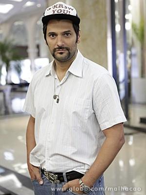 Gil Hernandez se indentificou com o personagem (Foto: Malhação / TV Globo)
