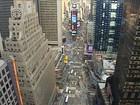 No coração de NY, Times Square atrai 40 milhões de turistas todos os anos