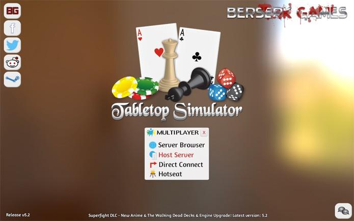 Escolha o jogo online ou offline para aproveitar o game (Foto: Reprodução/Felipe Vinha)