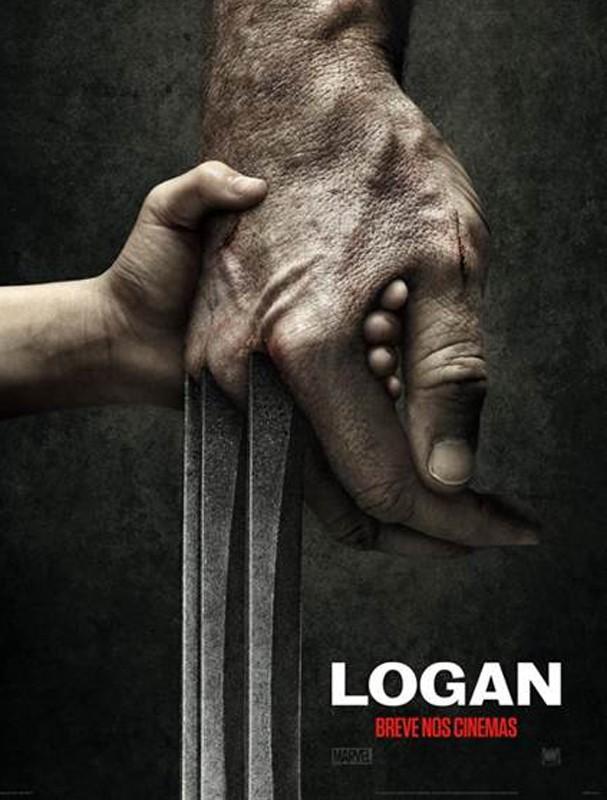 """Primeiro pôster de """"Logan"""" (Foto: Divulgação)"""