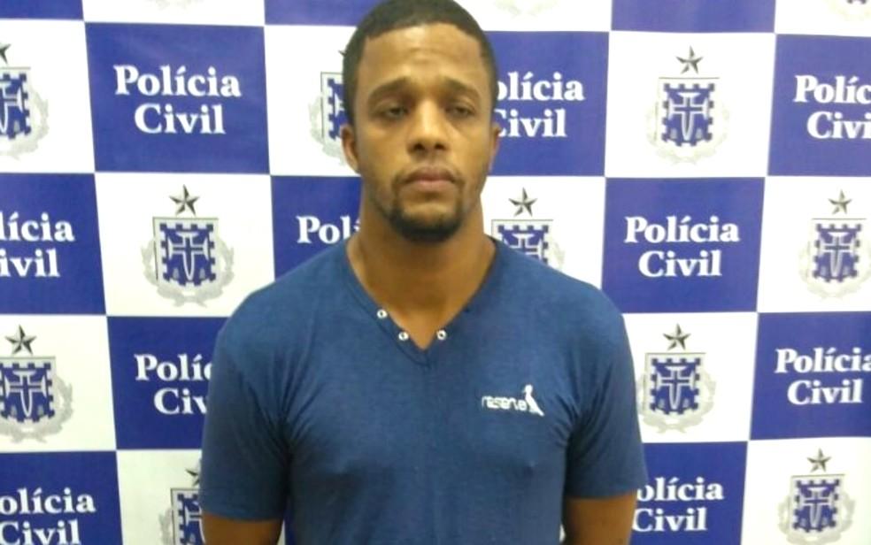 Suspeito disse à polícia que matou a ex poeque escutou vozes que diziam que ela havia traído ele (Foto: Divulgação/Polícia Civil)