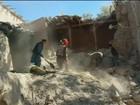 Equipes de resgate tentam chegar a áreas isoladas por terremoto na Ásia