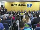 Doria apresenta oficialmente mais oito secretários para a Prefeitura de SP
