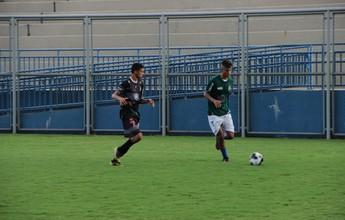 Amazonense juvenil inicia com Rio-Nal como preliminar do jogo profissional