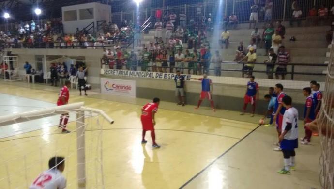 Canindé, Moita Bonita, Copa TV Sergipe (Foto: Reprodução/TVSergipe)