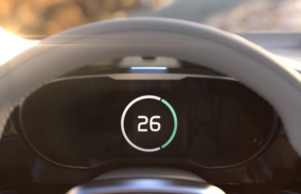 Volvo Time Machine Concept (Foto: Divulgação)