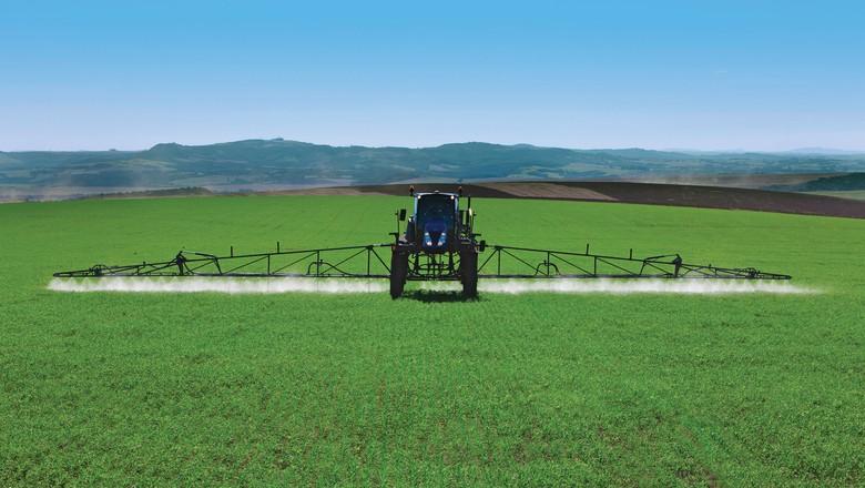 agricultura_maquina_pulverizador_newholland (Foto: Divulgação/New Holland)