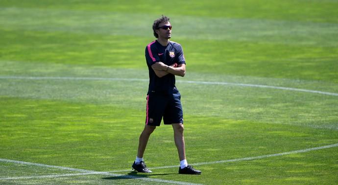 Luis Enrique técnico Barcelona (Foto: Reuters)