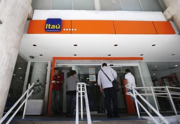 Itaú; agência (Foto: REUTERS/Sergio Moraes)