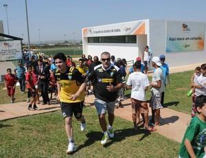 Guitta, jogador da seleção brasileira de futsal (Foto: Luciano Bergamaschi/CBFS)