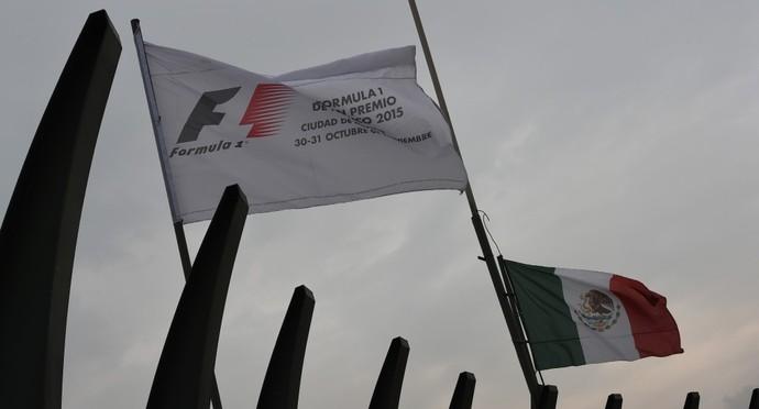 Autódromo Hermanos Rodriguez, palco do GP do México (Foto: Divulgação)