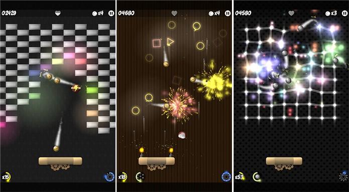 Anodia é um Block Breaker para Windows Phone com elementos e visual renovados (Foto: Divulgação/Windows Phone Store)