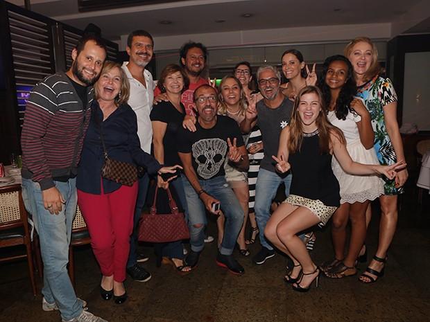 Despedida de Boogie Oogie aconteceu repleta de alegria (Foto: Felipe Monteiro/Gshow)