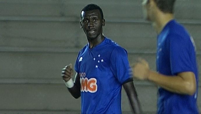 Allano, meia da equipe sub-20 do Cruzeiro (Foto: Reprodução/SporTV)