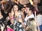 Bruna Marquezine e mais famosos se empolgam e dançam muito em arraiá