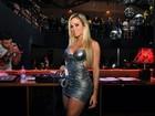 Aryane Steinkopf ataca de DJ, mas quem faz sucesso são suas curvas