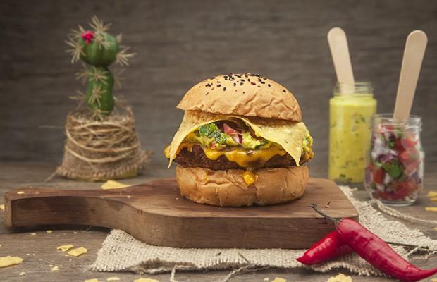 Hareburguer-vegetariano-vegano (Foto: Divulgação)