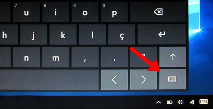 Abra as opções de layout (Foto: Reprodução/Paulo Alves)
