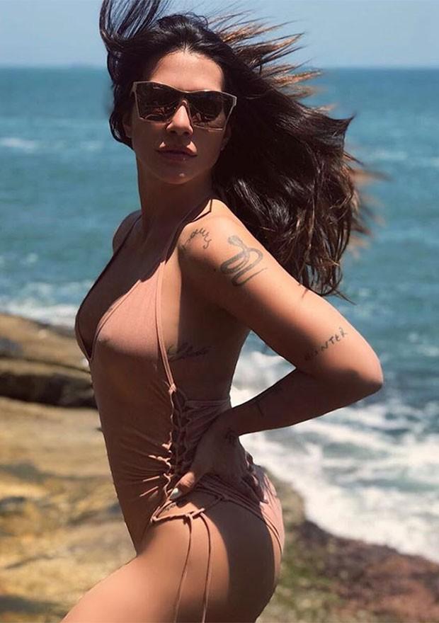 Cleo Pires (Foto: Divulgação / Instagram)