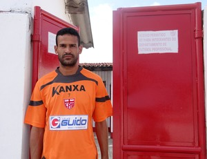 Volante Ederson  (Foto: Viviane Leão/Globoesporte.com)