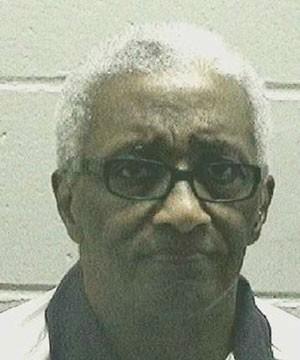 Brandon Jones recebeu a injeção letal na prisão estatal de Jackson (Foto: Georgia Department of Corrections/AP)