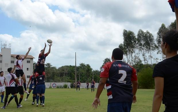 Maranhão Rugby treina para ser forte também no seven-a-side (Foto: Quilana Viégas/Divulgação)