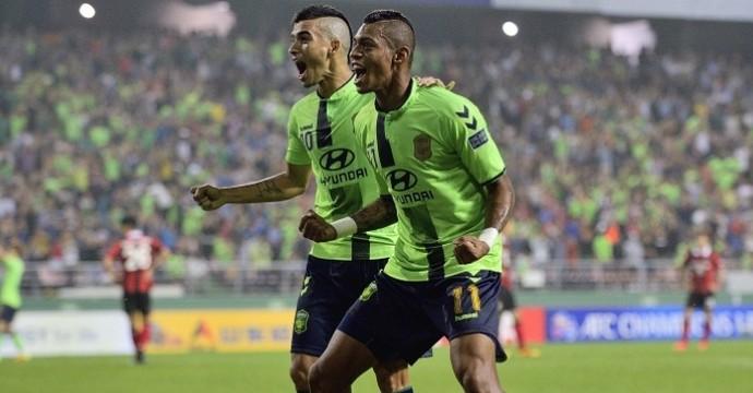 Jeonbuk Motors Seoul Liga dos Campeões da Ásia (Foto: Divulgação/AFC.com)