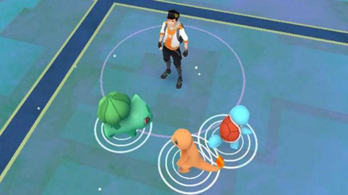 Pokémon Go: Ignore Bulbasaur, Charmander e Squirtle até achar Pikachu (Foto: Reprodução/Thomas Schulze)