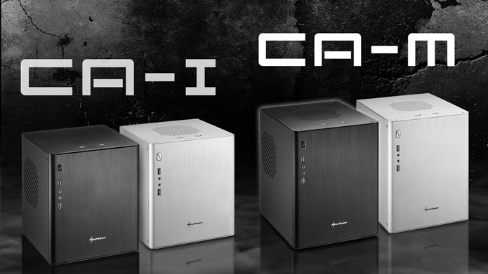 Gabinete Sharkoon Mini ITX CA-I Black (Foto:Reprodução/YouTube)
