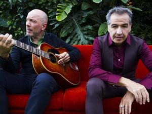 Ira! faz show voz e violão em Natal dia 14 (Foto: Carina Zaratin)
