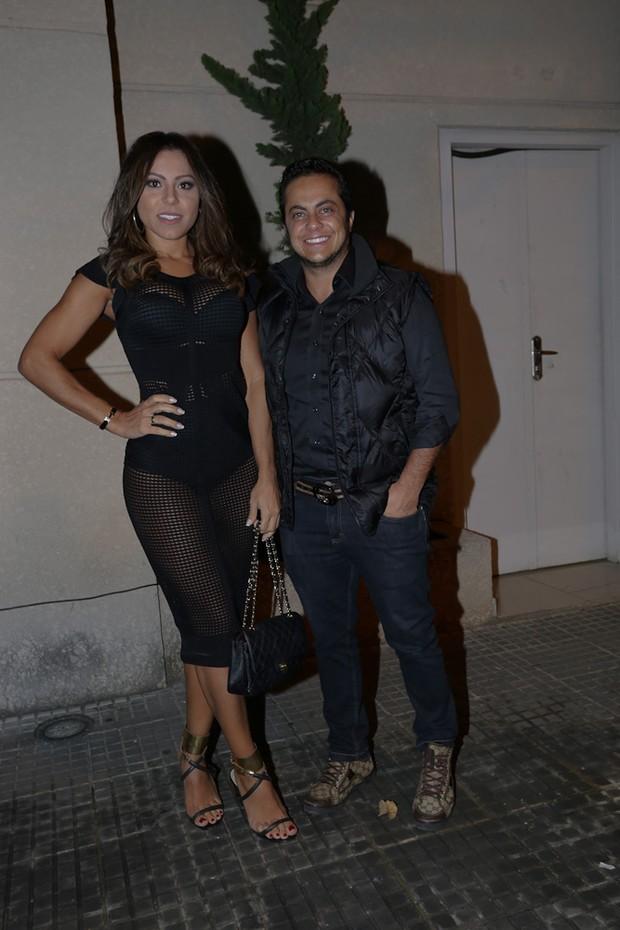Andressa Ferreira e Thammy Gretchen (Foto: Cláudio Augusto/Brazil News)