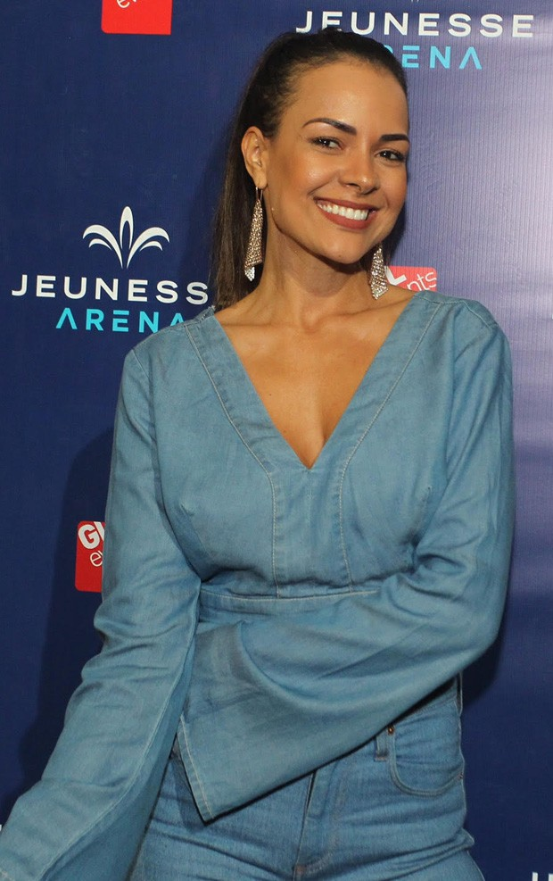 Michelle Martins (Foto: Marcello Sá Barretto/AgNews)