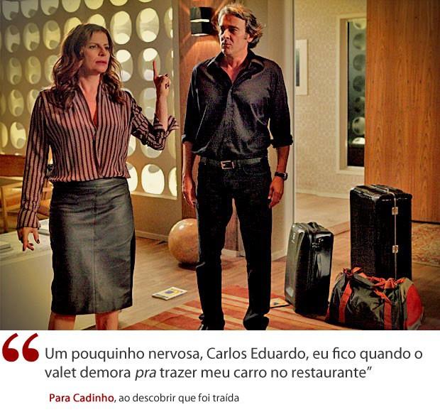 Pérolas de Verônica foto grande (Foto: Avenida Brasil / TV Globo)