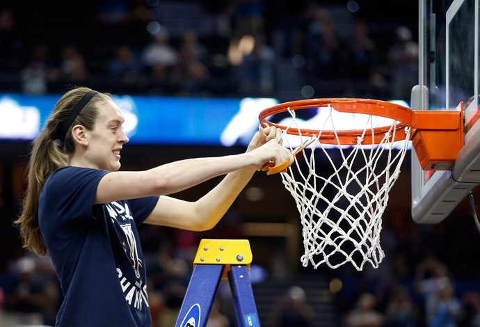 Breanna Stewart Connecticut Huskies cNCAA Women's Final Four National Championship (Foto:  Brian Blanco/Getty Images)
